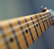 Electric guitar by TilenHrovatic