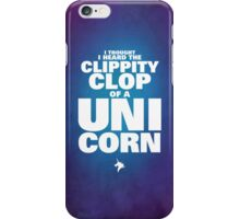 Clippity Clop - ROTG iPhone Case/Skin