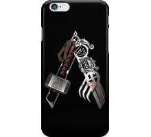 Asgardian Pride (Blood) iPhone Case/Skin
