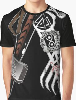 Asgardian Pride (Blood) Graphic T-Shirt