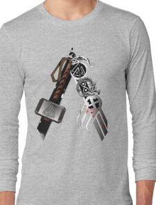 Asgardian Pride (Blood) Long Sleeve T-Shirt