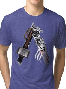 Asgardian Pride (Blood) Tri-blend T-Shirt