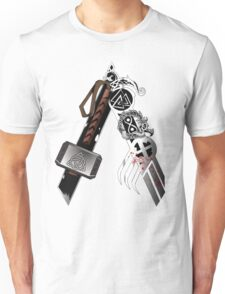 Asgardian Pride (Blood) Unisex T-Shirt