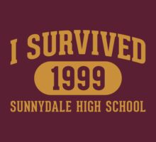 I Survived Sunnydale High by Untitledemz