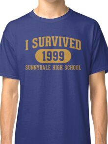 I Survived Sunnydale High Classic T-Shirt
