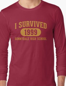 I Survived Sunnydale High Long Sleeve T-Shirt