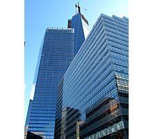 New World Trade Center, New York City  Photographic Print