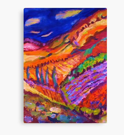 Landscape in my Mind Canvas Print