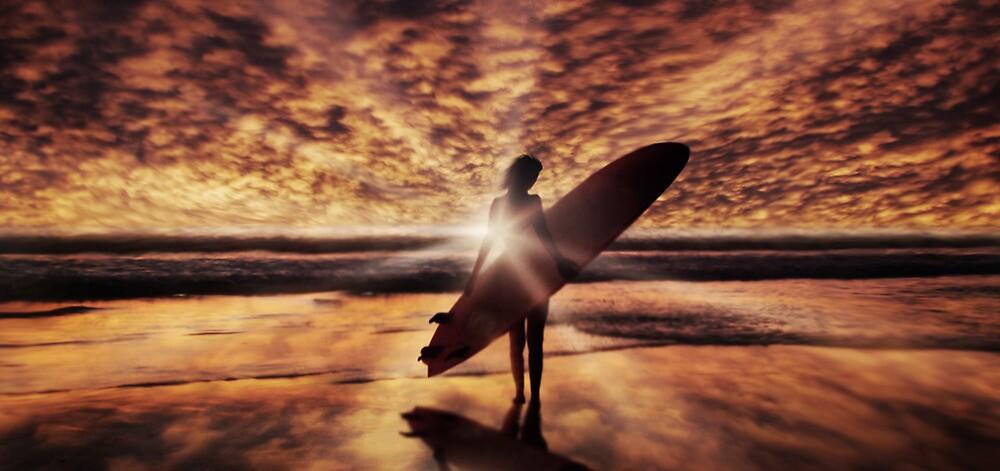 Echo Beach by Cliff Vestergaard