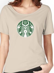 The satan-buck Women's Relaxed Fit T-Shirt