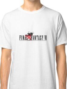 Block Fantasy VI Classic T-Shirt