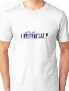 Block Fantasy V Unisex T-Shirt