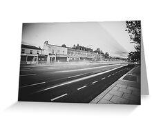 Ballsbridge, Dublin Greeting Card