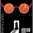 Batman: Arkham City Minimal by Stevie B