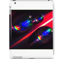 The power of water iPad Case/Skin