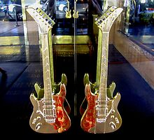 The Guitars Welcome You by Mikell Herrick