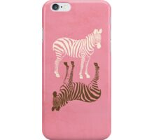 Zebras Pattern iPhone Case/Skin