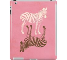Zebras Pattern iPad Case/Skin