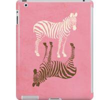 Zebras Pattern iPad Case/Skin