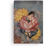 Indigo Canvas Print