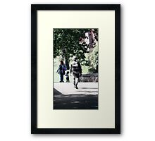The Unknown Soldier Framed Print