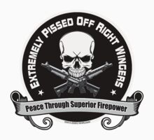 Extremely Pissed Off Right Wingers T-Shirt