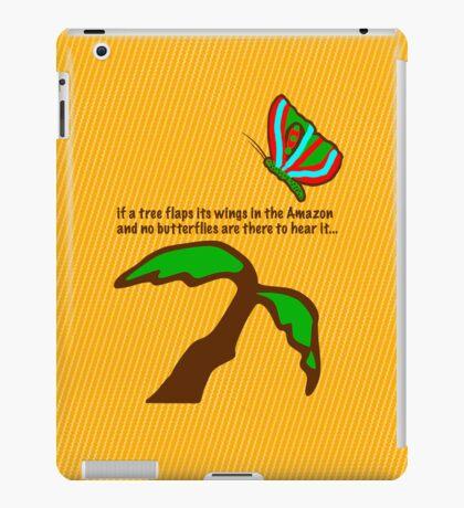 The Butterfly Effect iPad Case/Skin