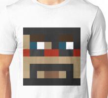 CaptainSparklez Minecraft skin Unisex T-Shirt