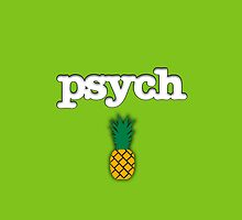 Psych iPhone Case by tychilcote