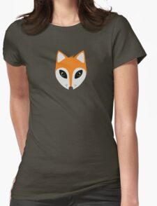 Fox with green eyes T-Shirt