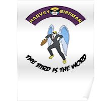 harvey birdman attorney at law  Poster