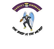 harvey birdman attorney at law  Photographic Print