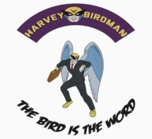 harvey birdman attorney at law  Baby Tee
