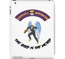 harvey birdman attorney at law  iPad Case/Skin