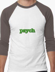 Psych Design Men's Baseball ¾ T-Shirt