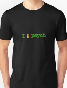 I Love Psych Design T-Shirt