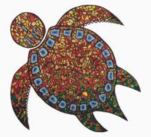 I AM Turtle Kids Tee