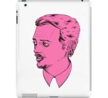 Mr. Pink iPad Case/Skin
