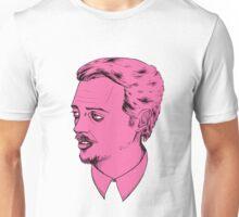 Mr. Pink Unisex T-Shirt