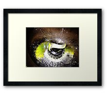 Sweet Martini Chill Framed Print