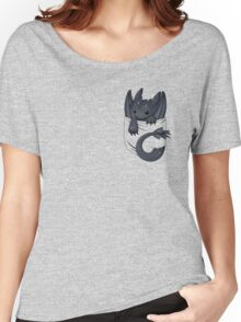 Dragon in your pocket Women's Relaxed Fit T-Shirt