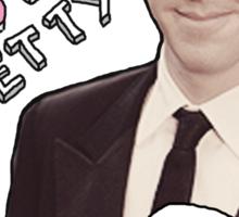 Fancy Benedict Sticker