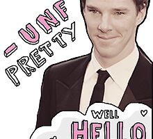 Fancy Benedict by cartoonmotioned