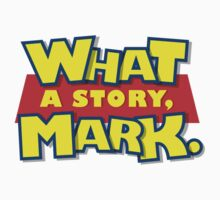 What a story, Mark. Kids Clothes