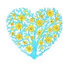 Happy Heart by PaulineZilko