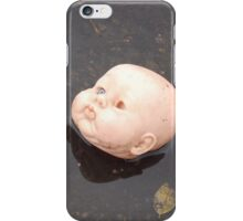 Baby Doll Head iPhone Case/Skin