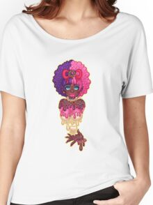 Dripping Donut Girl Women's Relaxed Fit T-Shirt