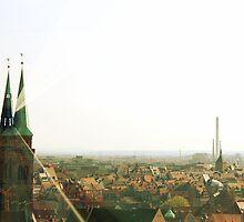 Nurnberg, Germany Skyline by aRj Photo