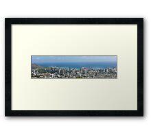 Honolulu 2013 Framed Print