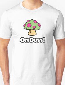 On Duty Shroom Unisex T-Shirt